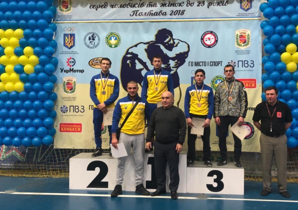 Чемпіонат України U 23 – ВІДЕО – фінали (8 лютого)