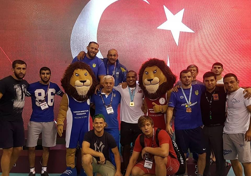 Класики завоювали золото та бронзу в Туреччині