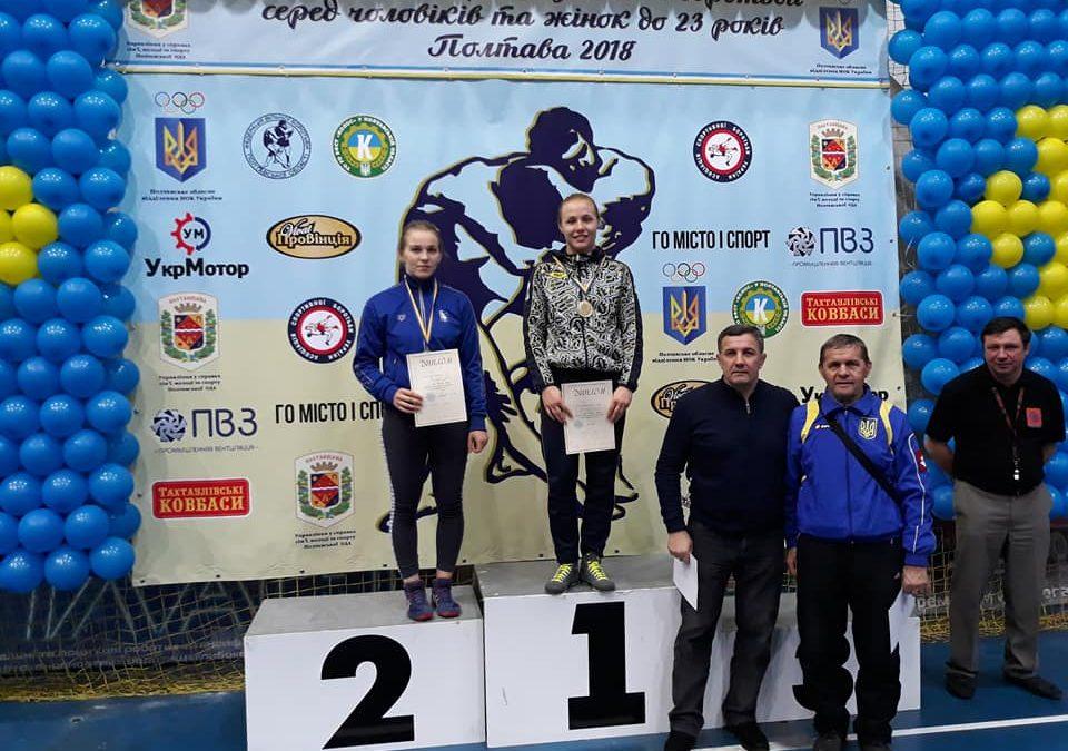 Результати чемпіонату України U23