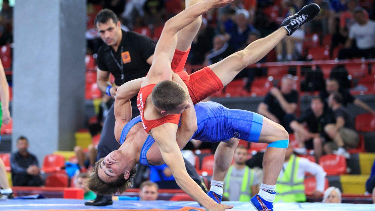 Гліб Скорофатов – бронзовий призер ЧЄ!