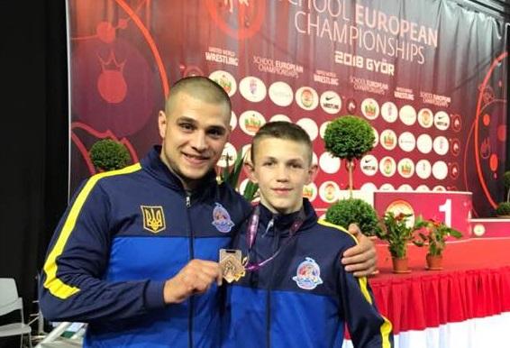 Чемпіонат Європи серед школярів – результати вільна боротьба