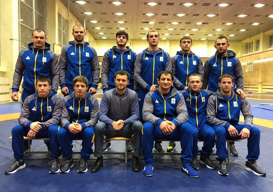 Оновлений склад команди на чемпіонат світу U 23 – вільна боротьба