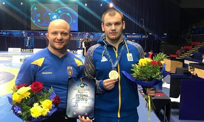 "Богдан Грицай: ""В мене суперові спаринг-партнери"""