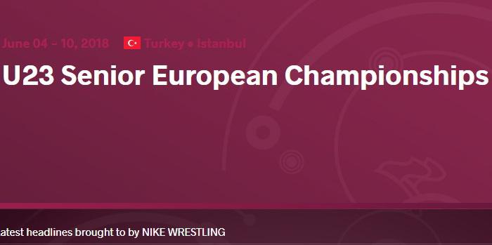 Склад команди на чемпіонат Європи U 23 (Оновлено)
