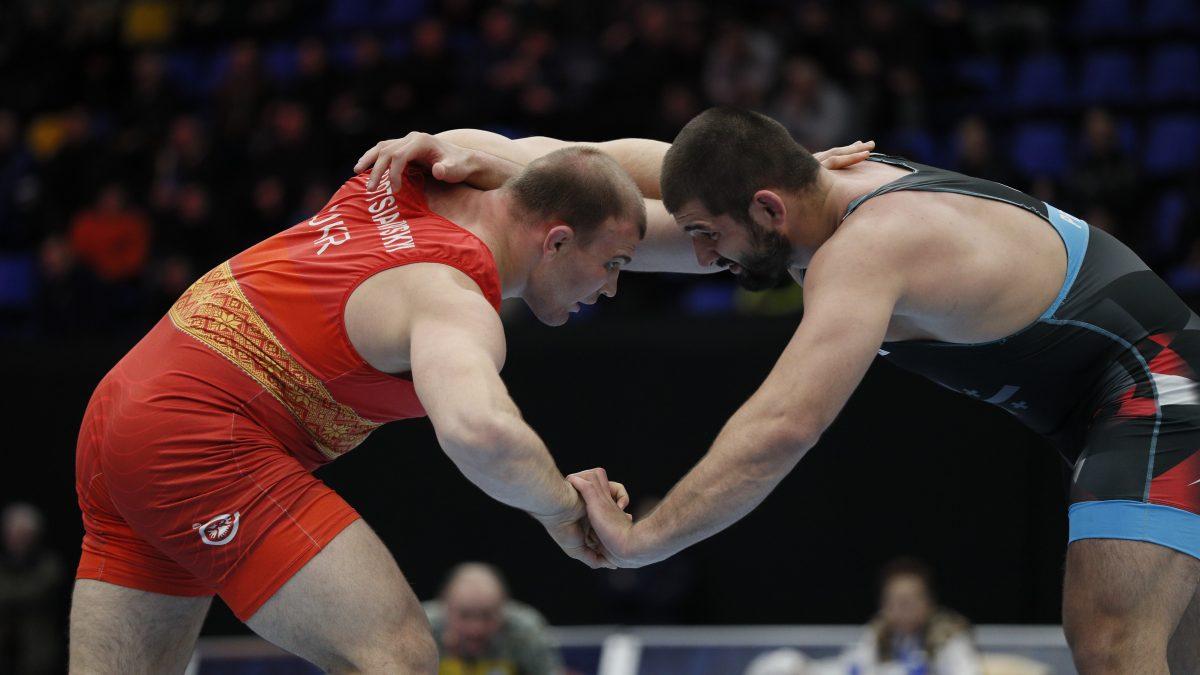 Відео всіх фінальних сутичок Київського турніру