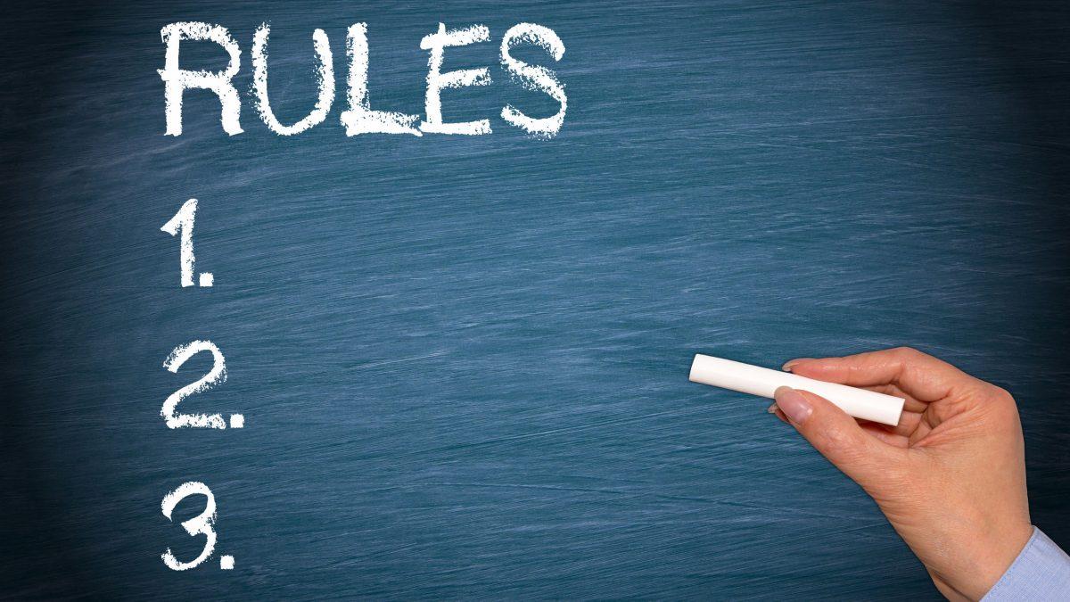 Деякі зміни в правилах! (ОНОВЛЕНО)