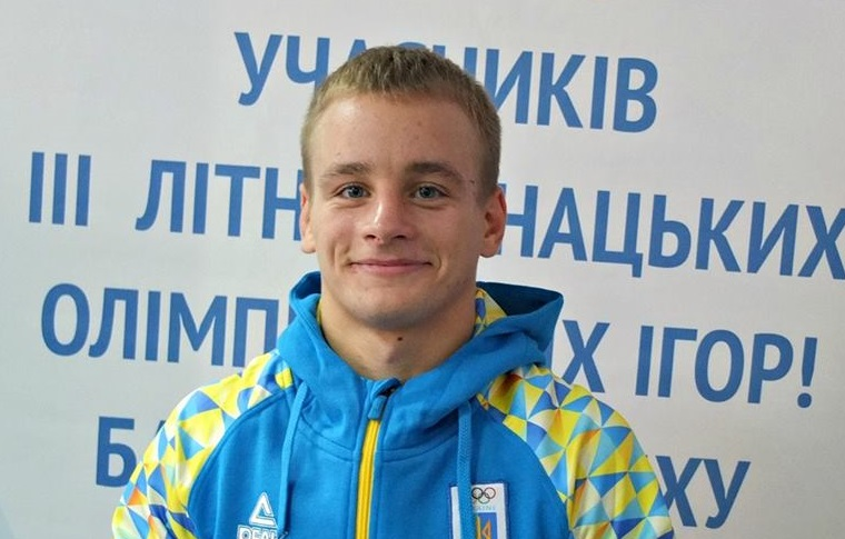 Владислав Остапенко – бронзовий призер Юнацьких Олімпійських Ігор