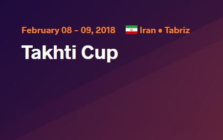Склад команди на Кубок Тахті