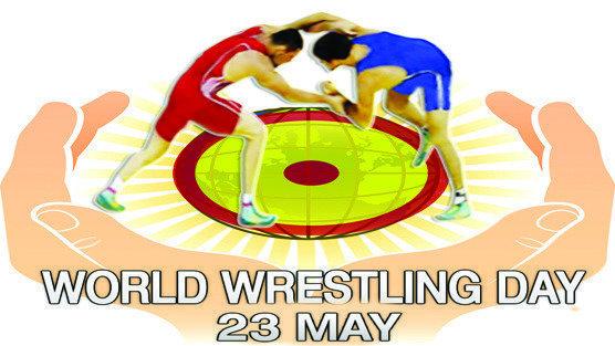 Вітаємо з міжнародним Днем спортивної боротьби!