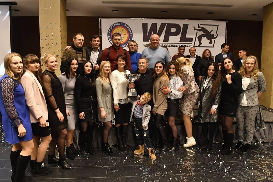 Церемонія нагородження WPL 2018