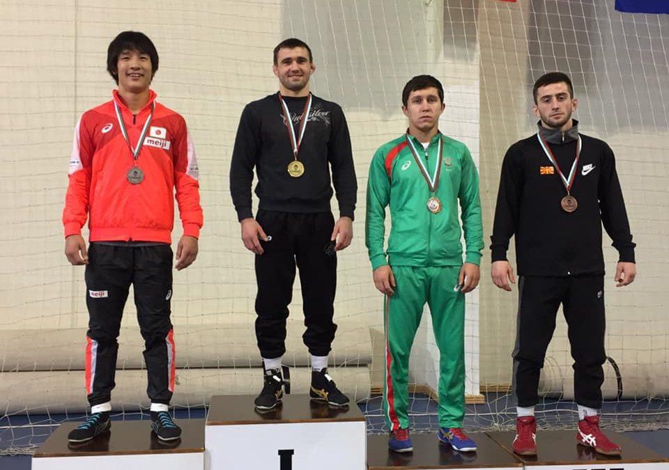 Андрій Яценко – чемпіон турніру Сіраков-Ілієв