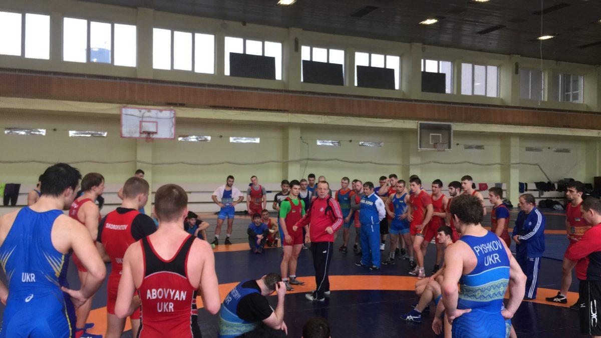 Головний тренер збірної з греко-римської боротьби Сергій АНДРЕЄВ: «Сьогодні перемагає той, хто нав'язує свою боротьбу»