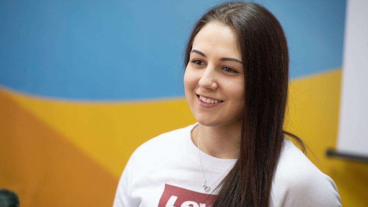 Ілона Прокопевнюк про виступ на ЧЄ U23
