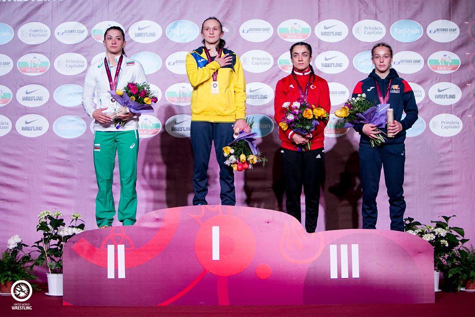 """Ірина Гусяк: """"Наближається Олімпіада та боротьба стає жорсткішою"""""""