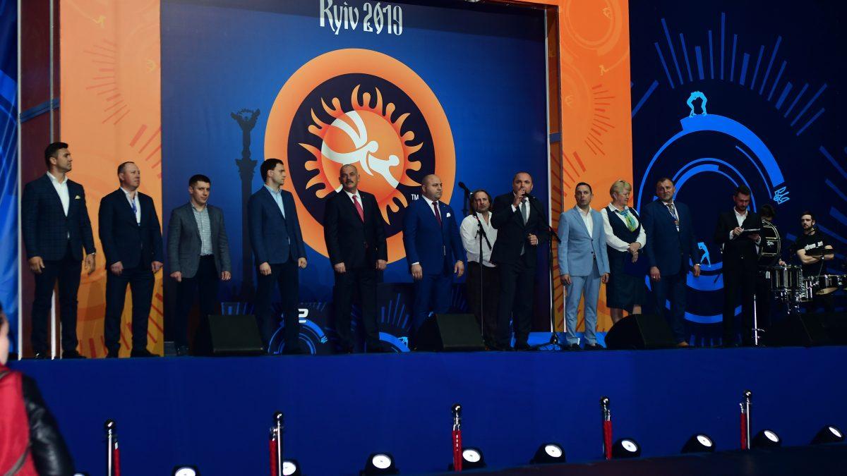 Результати Київського турніру – вільна та жіноча боротьба