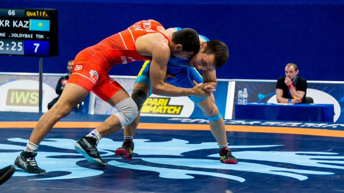 Результати Київського турніру – греко-римська боротьба