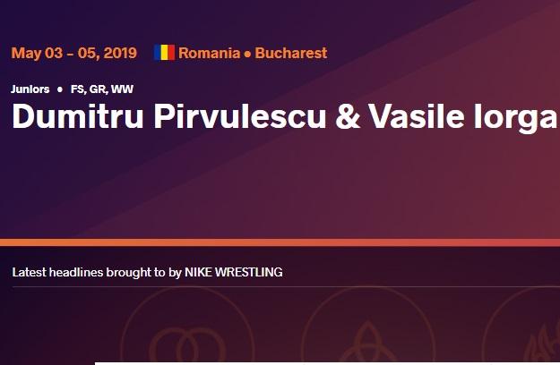 Турнір Dumitru Pirvulescu & Vasile Iorga