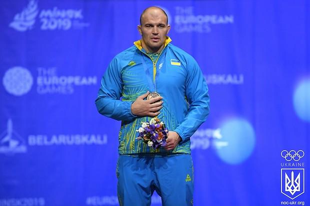 Олександр Хоцянівський – бронзовий призер Європейських Ігор!