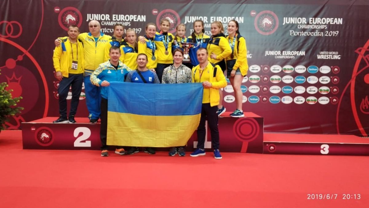 Україна – друга в загальному заліку!