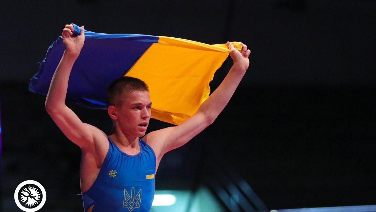 Микита Абрамов – чемпіон Європи серед кадетів. Україна п'ята в загальному заліку!