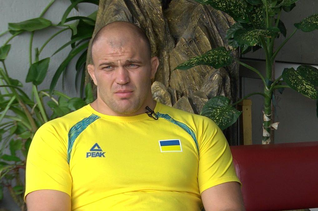 """Олександр Хоцянівський: """"На чемпіонаті світу потрібно взяти медаль та ліцензію"""""""