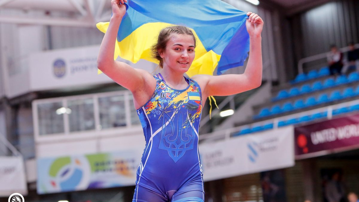 Аліна Акобія – чемпіонка Європи!