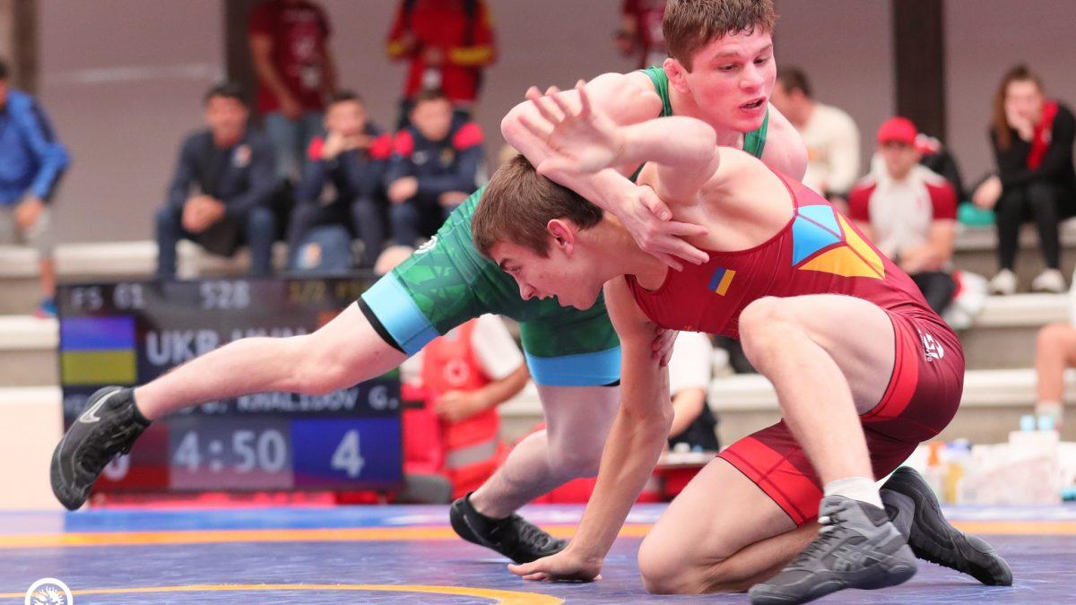 Олександр Євсєєнко – віце-чемпіон молодіжної Європи