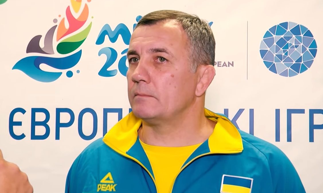Володимир Євонов назвав склад на Кубок світу