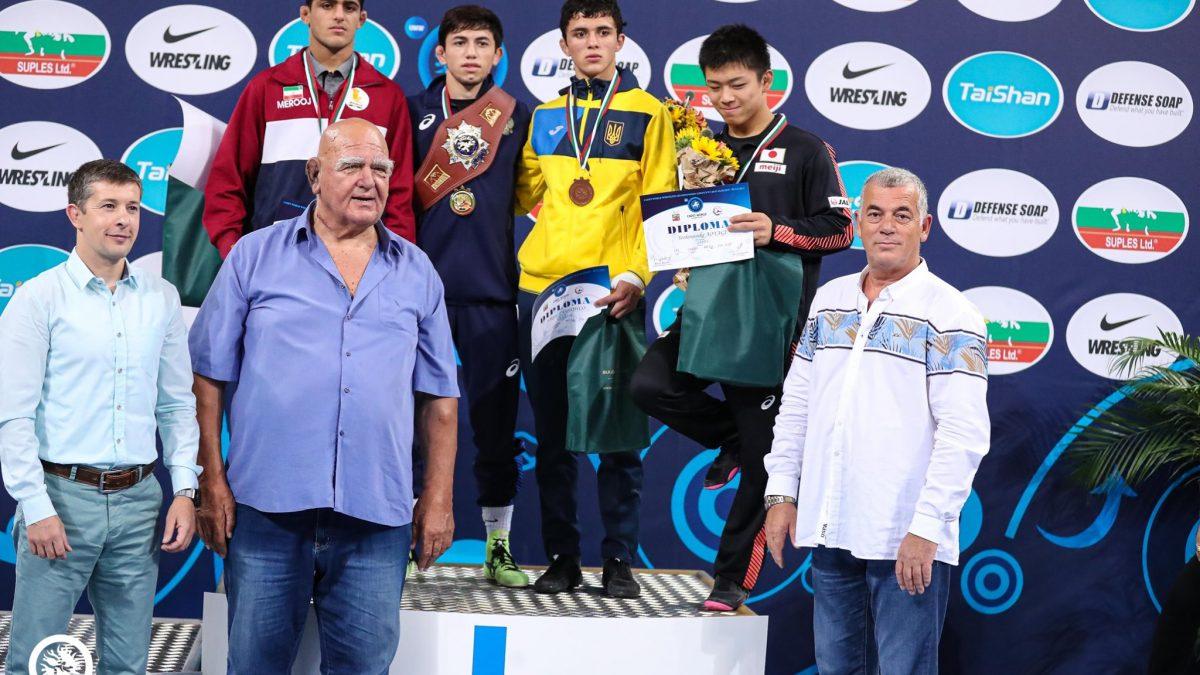 Микита Абрамов та Віктор Ташогло – бронзові призери ЧС серед кадетів