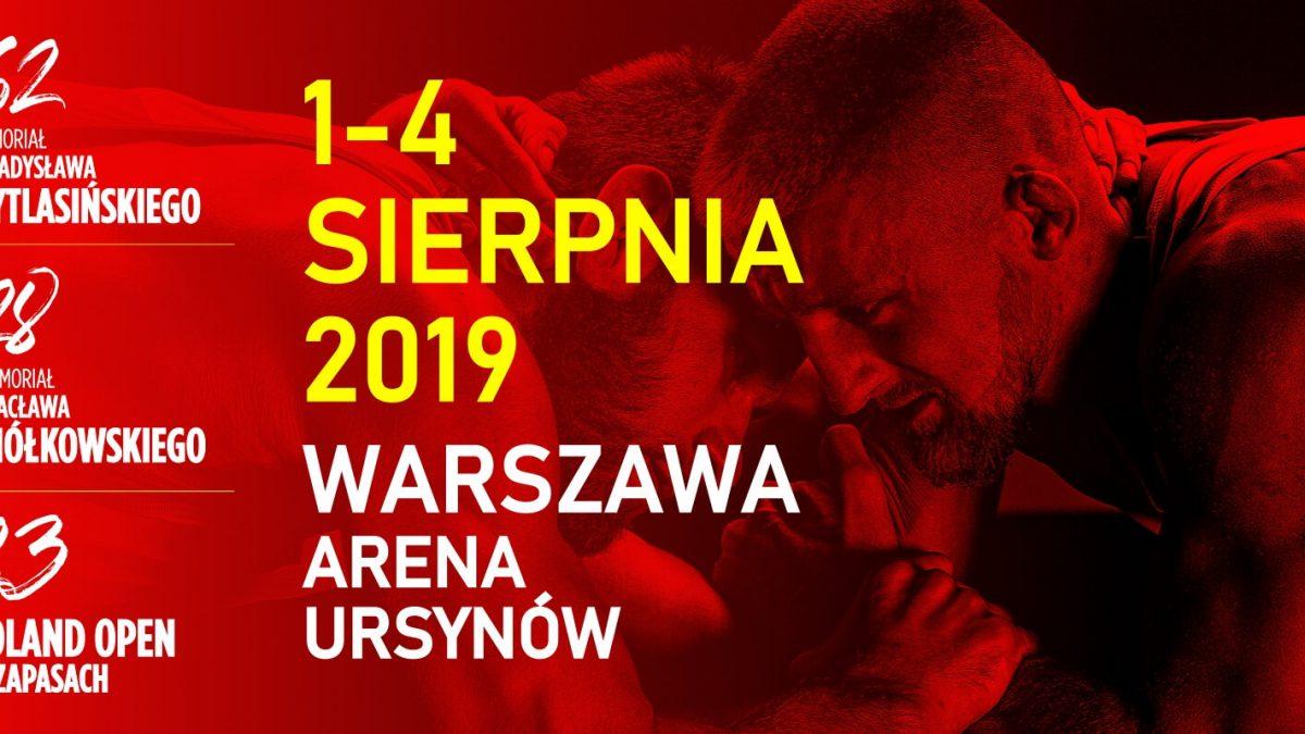 Результати Open Poland та меморіала Зіолковського – два срібла, п'ять бронзових нагород