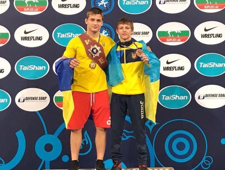 Микита Алексєєв – чемпіон! Володимир Войтович – бронзовий призер Чемпіонату Світу!