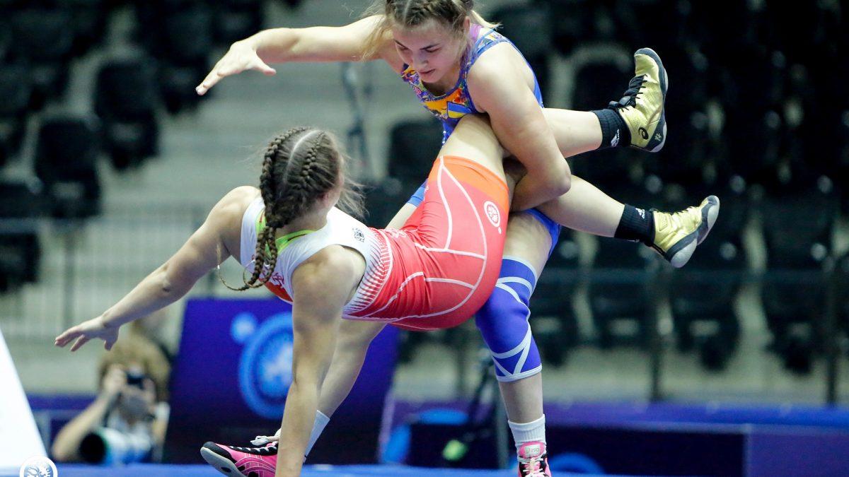 Аліна Акобія віце-чемпіонка світу серед юніорів, Анастасія Альпєєва – бронзова призерка!!
