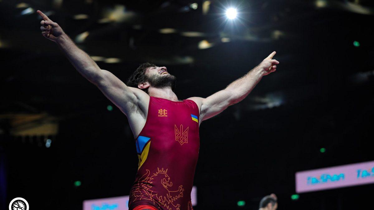 Чемпіонат світу серед юніорів – кращі сутички – вільна боротьба