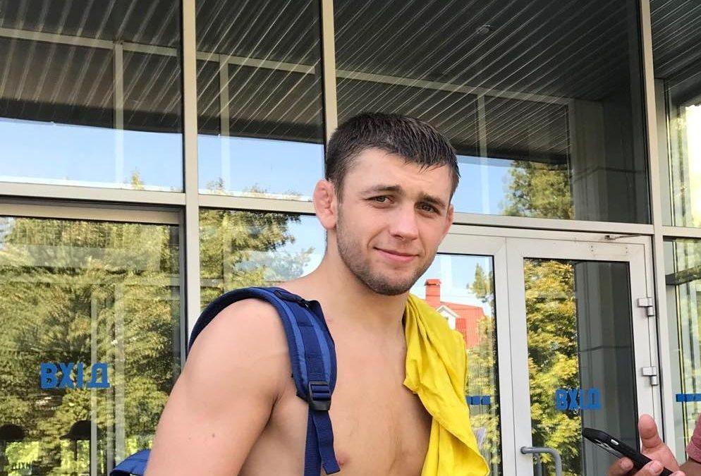 Василь Михайлов: «Головне – йти вперед і робити прийоми»