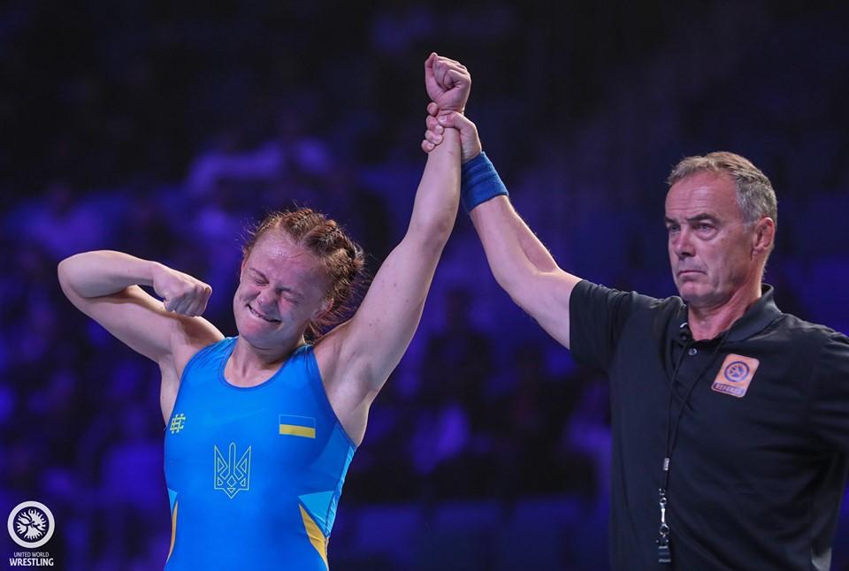 Ірина Коляденко – віце-чемпіонка світу!
