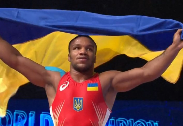 Жан Беленюк здобуває золото Чемпіонату Світу і Олімпійську ліцензію!