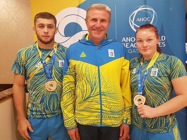 Михайлов та Пасічник здобули бронзу в Катарі