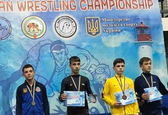 Результати чемпіонату України серед юнаків та дівчат 2006-2007 рр.н. Плюс Протоколи