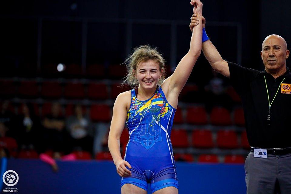 Аліна Акобія – віце чемпіонка світу U23, Ілона Прокопевнюк та Ірина Коляденко – бронзові призерки