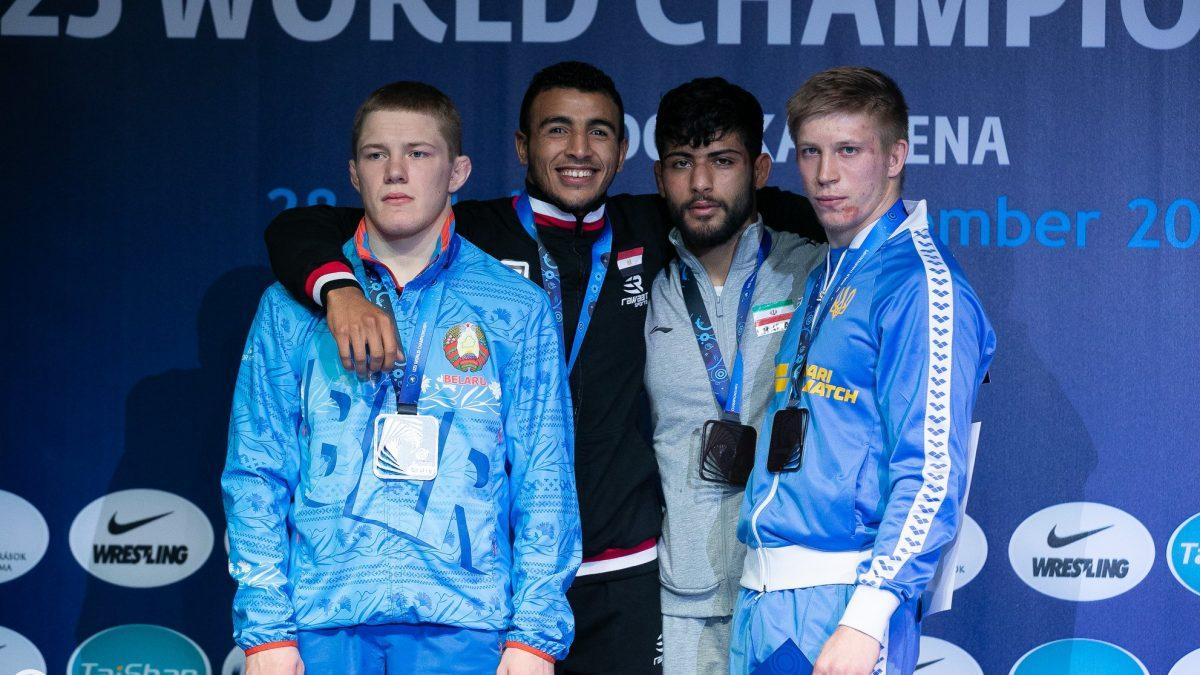 Артур Політаєв та Максим Євтушенко – бронзові призери Чемпіонату Світу U-23!