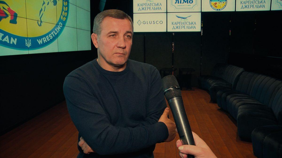 """Володимир Євонов: """"Важливо, аби спортсмени відчували підтримку і тоді вони не захочуть їхати з країни"""""""