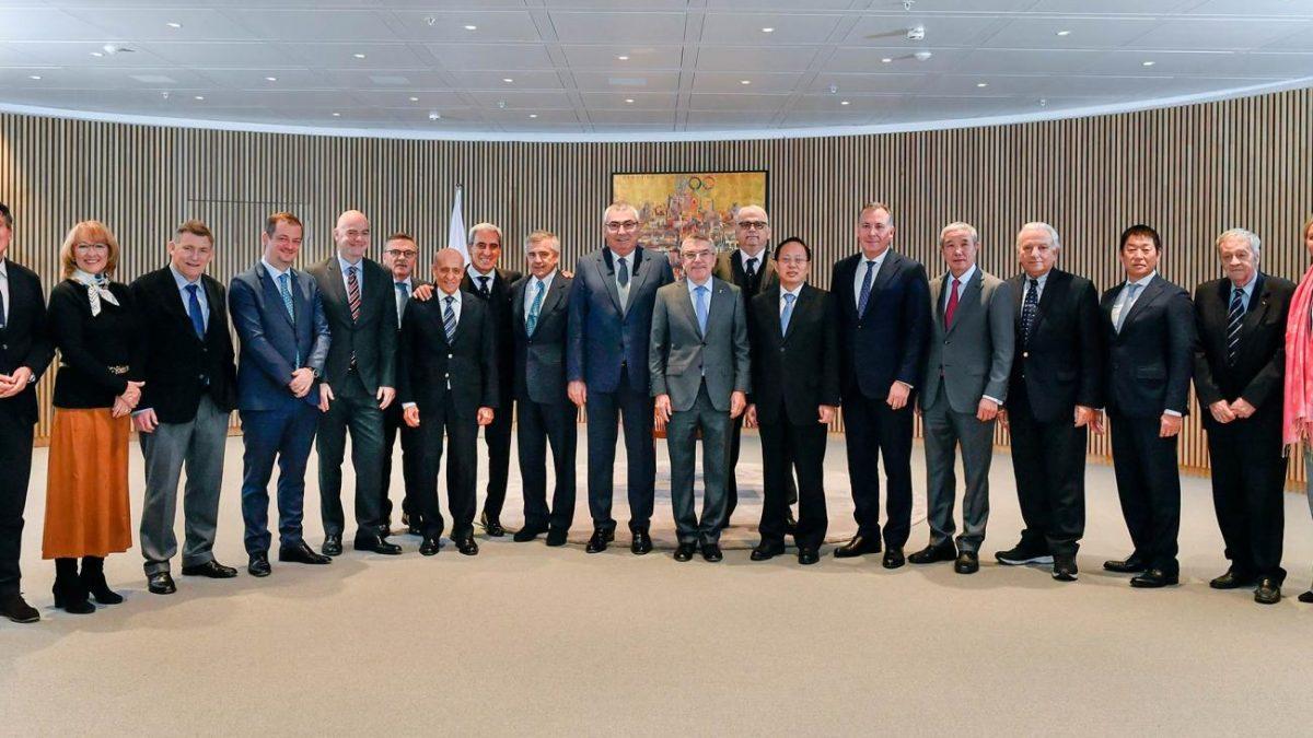 МОК організував Олімпійський саміт за участю президента UWW