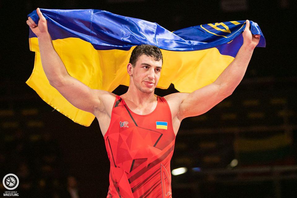 Семен Новіков – чемпіон Європи! Ленур Теміров та Микола Кучмій – бронзові призери!