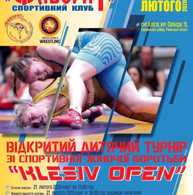 Клесів Open