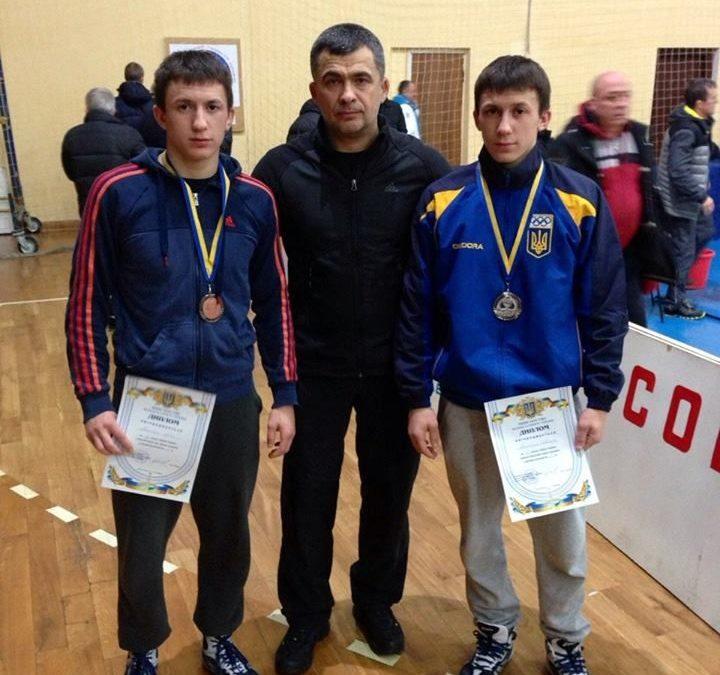 Тренування з братами Білейчуками