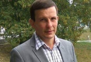 Вітаємо Володимира Єрьоменко!