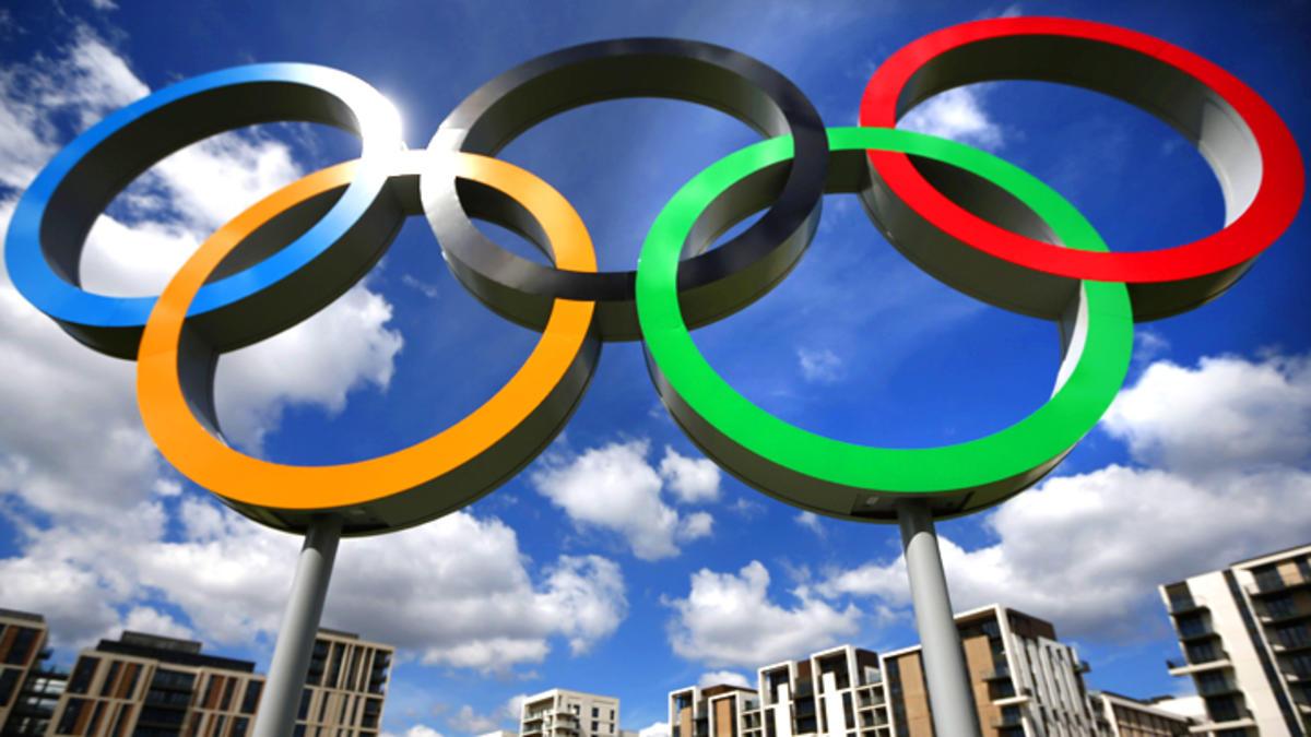 Вітаємо з Олімпійським Днем!