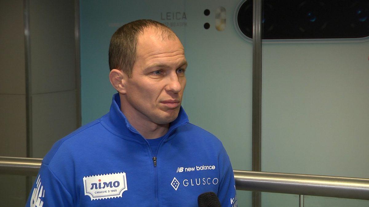 Василь Федоришин: «В молодих спортсменів є унікальна нагода покращити свою майстерність»