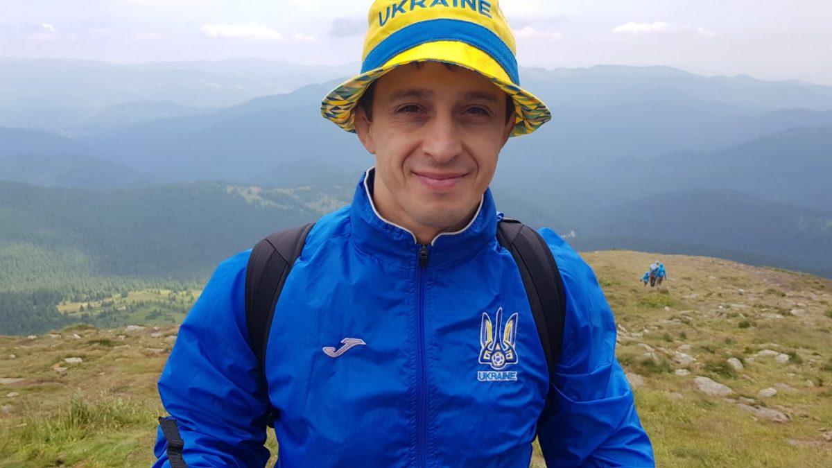 Валентин Русанов : «В нас дуже багато молодих талановитих перспективних борців »
