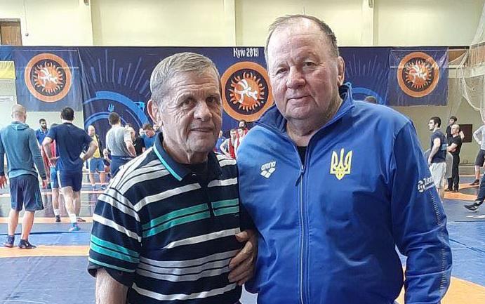 Вітаємо Георгія Буракова та Віктора Лушникова!